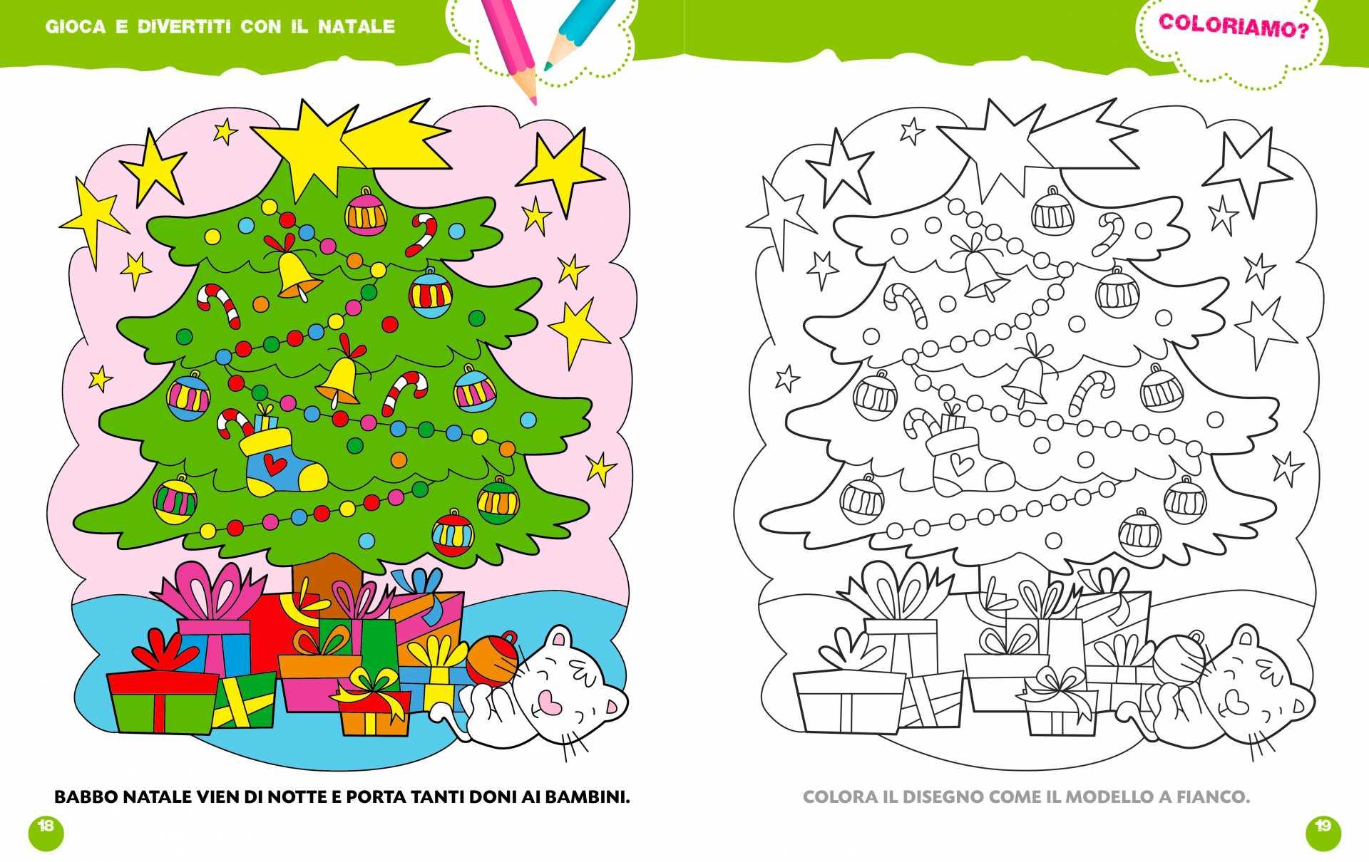 Disegni Di Natale Da Unire Con I Puntini.Gioca E Divertiti Con Il Natale La Rana Volante